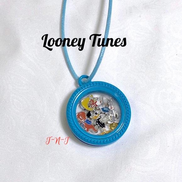 Looney Toons Themed Standard Living Locket